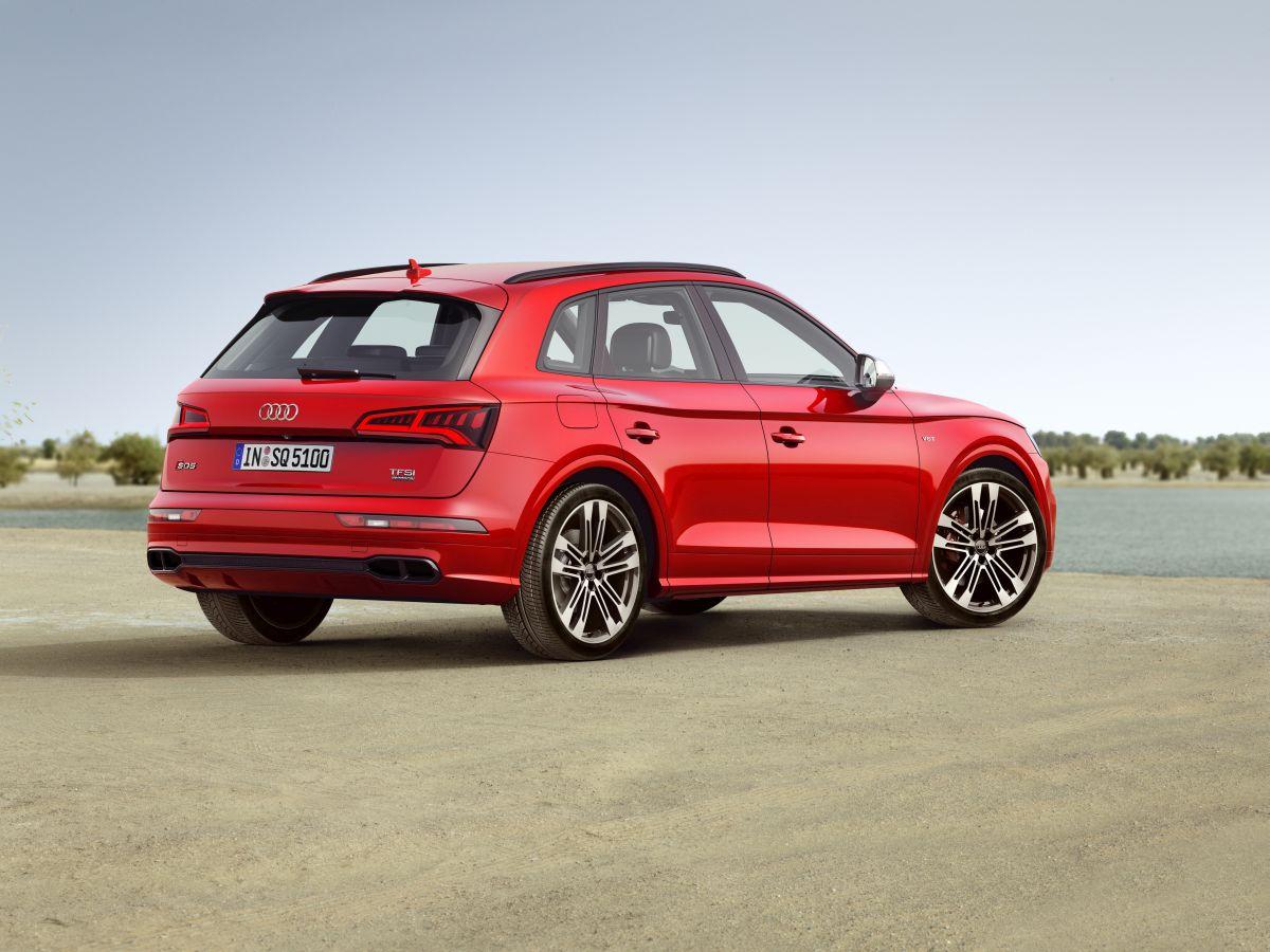 Nouvelle Audi SQ5 3.0 TFSI - Enfin en version essence en Europe