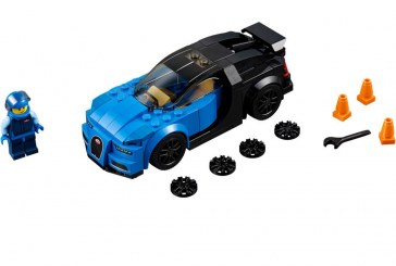 Offrez-vous une Bugatti Chiron en LEGO