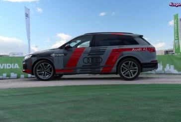 CES 2017 – Audi présente l'Audi Q7 Piloted Driving Concept : pour une conduite autonome avec l'intelligence artificielle