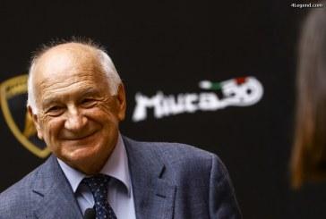 Disparition de Paolo Stanzani, l'un des papas des Lamborghini Miura et Countach