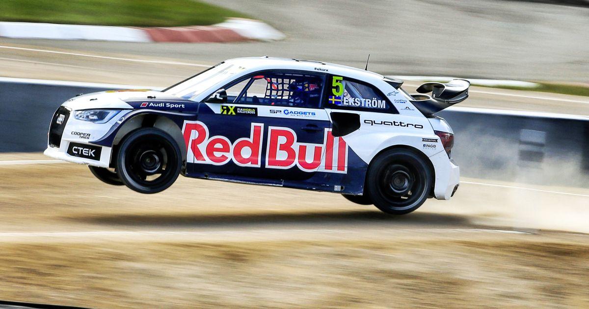 World RX - Audi Sport s'engage en rallycross aux côtés du Team EKS de Mattias Ekström