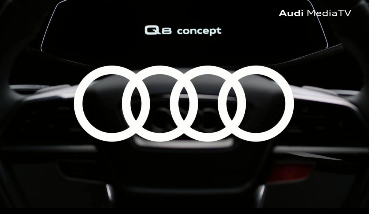 NAIAS 2017 - Live présentation Audi Q8 Concept & conférence de presse