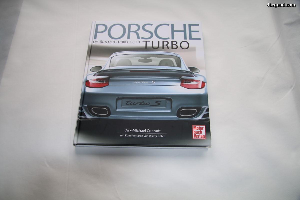 Livre Porsche Turbo : Die Ära der Turbo-Elfer de Dirk-Michael conradt - Motorbuch Verlag