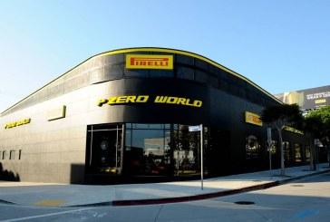 Pirelli ouvre le P Zero World à Los Angeles – Un showroom de pneus Pirelli et un centre de montage