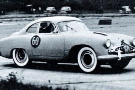 L'unique Porsche 356 de Lou Fageol à 4 roues motrices via deux moteurs et sa voiture de course Twin Porsche à 2 moteurs Porsche
