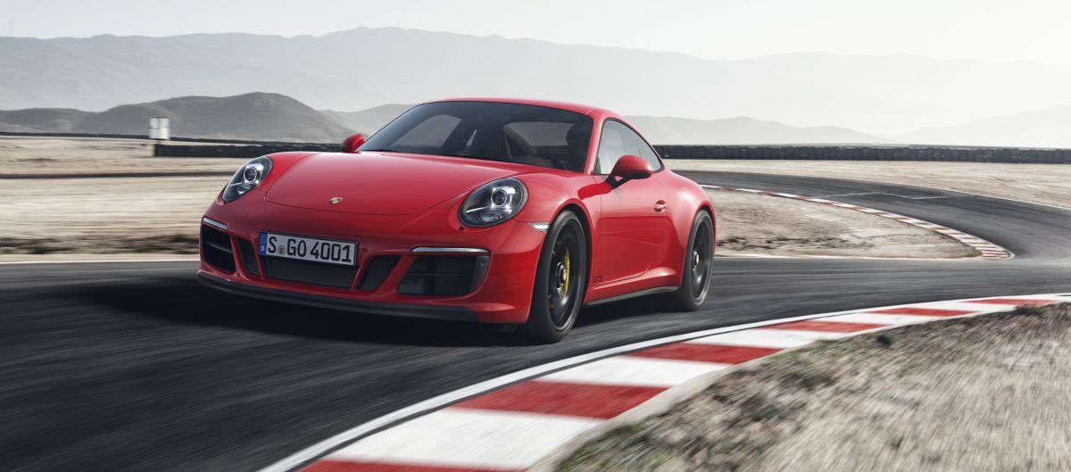 Nouveaux modèles de Porsche 911 GTS - Dynamiques, confortables et efficients