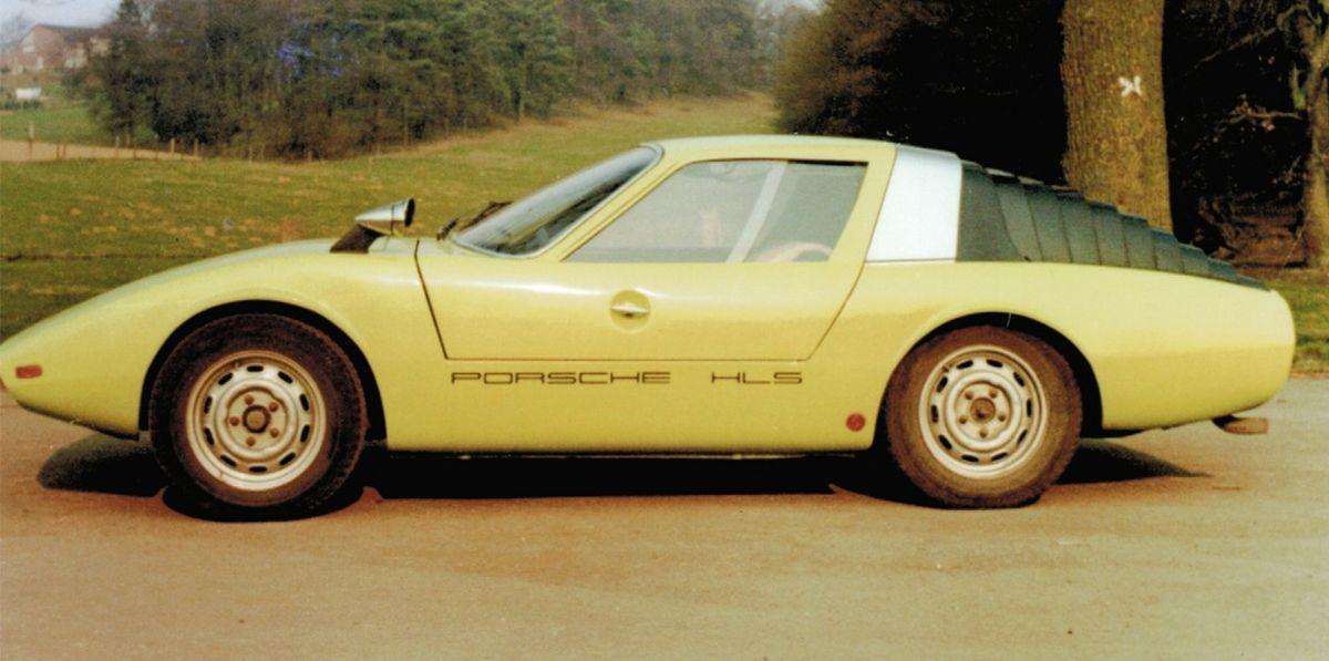 Porsche 911 HLS