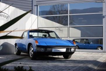 Porsche 914/6 – Restauration d'une belle mal aimée