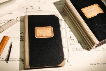 Le premier Livre de commandes du Professeur Ferdinand Porsche datant de 1930 – L'origine de Porsche
