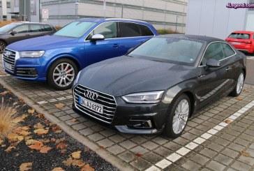 Année record pour les immatriculations Audi en France