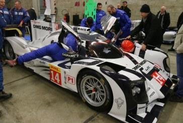 Stage ACO des techniques d'extraction sur Porsche 919 Hybrid, 911 GT3, voitures de rallye et monoplaces