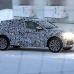 Spyshots Audi Q8 2018 en tests en Laponie