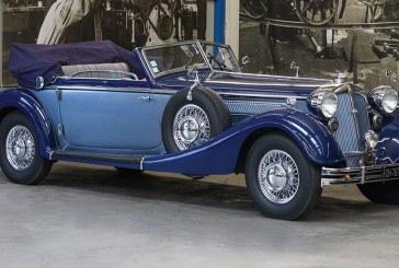 Horch 853 Cabriolet Gläser de 1938 en vente par RM Auctions – Sotheby's à Paris le 08/02/2017