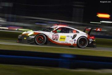 24H Daytona 2017 – Les Porsche 911 RSR en tête à la mi-course