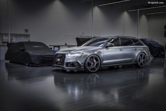 ABT RS6-R – Les 25 exemplaires de cette série limitée de l'Audi RS 6 de 730 ch ont tous été vendus
