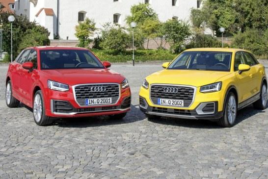 L'Audi Q2 élue « Crossover haut de gamme de l'année » en Belgique