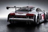 Audi veut se lancer en GT4 avec l'Audi R8