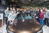 Audi Player Index – Un nouvel outil d'analyse footballistique présenté au salon automobile de Bruxelles 2017
