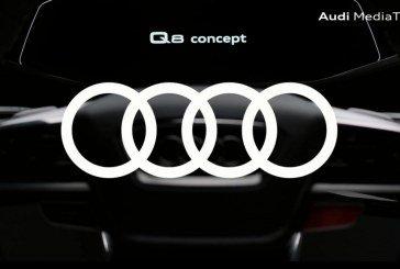 NAIAS 2017 – Live présentation Audi Q8 Concept & conférence de presse