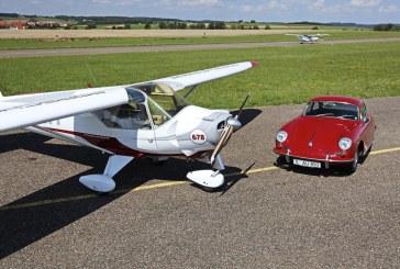 Des moteurs Porsche dans des avions – Une longue tradition aéronautique