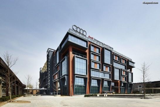 AUDI AG et FAW Group signent un plan de croissance stratégique pour la Chine