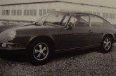 Porsche 911 B 17 Pininfarina de 1969 – Une Porsche 911 rallongée à 4 vraies places