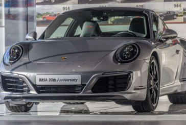Porsche 911 IMSA 20th Anniversary – Une édition limitée à 20 exemplaires célébrant les 20 ans d'IMSA