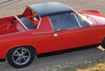 VW-Porsche 914 Pick-up – 2 exemplaires fabriqués par Dick Troutman