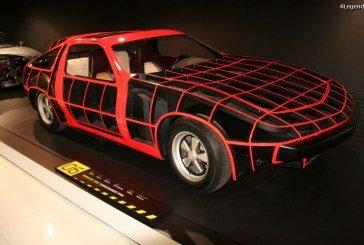 Porsche 995 de 1979 – Un Prototype expérimental futuriste