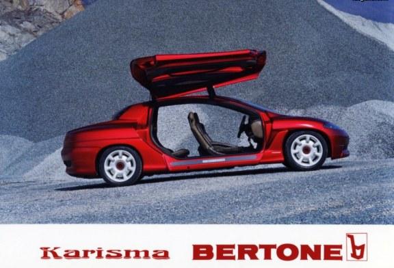 Porsche Karisma Bertone de 1994 – Un concept-car familial basé sur une Porsche 911