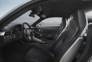 Rappel Porsche pour un problème de gonflage d'airbags latéraux