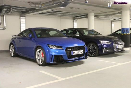 Nouveau record de ventes pour Audi : 1,871 million de livraisons en 2016