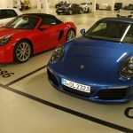 Porsche établit un nouveau record de vente en 2016 : 237 778 Porsche livrées