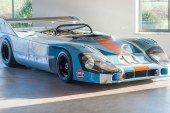 Porsche 917/10 Spyder Prototype de 1970 en vente par RM Auctions – Sotheby's à Paris le 08/02/2017