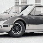 VW-Porsche Murène de 1970 par Heuliez sur base de 914/6