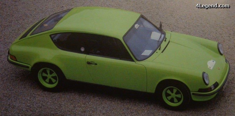 porsche 911 b 17 pininfarina de 1969 une porsche 911 rallong e 4 vraies places. Black Bedroom Furniture Sets. Home Design Ideas