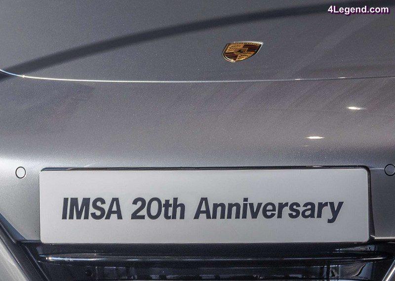 Porsche 911 imsa 20th anniversary une dition limit e for Garage porsche rouen