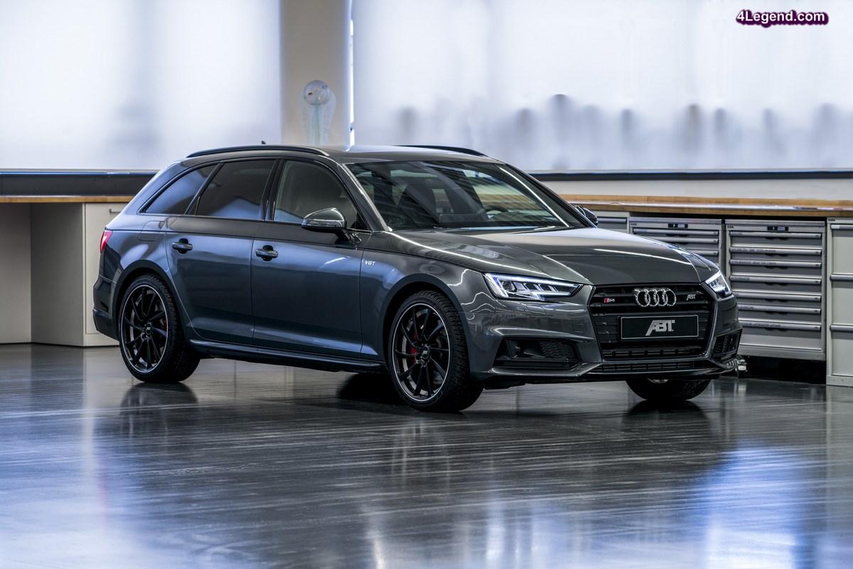 ABT AS4 2017 - L'Audi S4 B9 préparée par ABT avec 425 ch et 550 Nm de couple