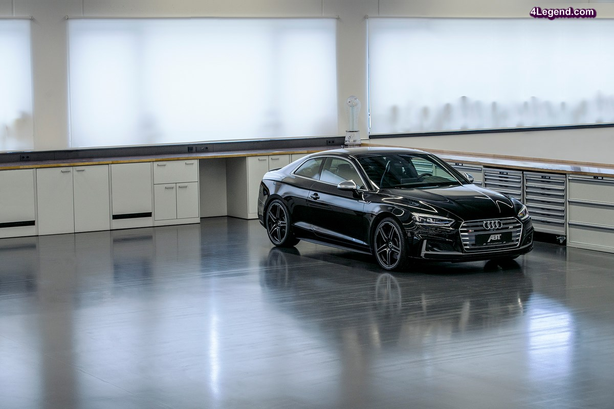 ABT Audi S5 - Une Audi S5 survitaminée développant 425 ch et 550 Nm de couple