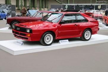 Bonhams Paris 2017 – Audi Sport quattro de 1985