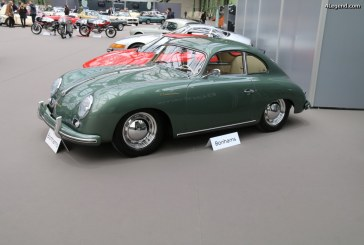 Bonhams Paris 2017 – Porsche 356 Continental coupé pré-A de 1955
