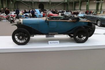 Bugatti Type 27 Brescia Torpedo de 1923