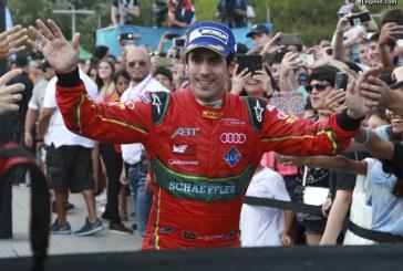 Formula E – Podium pour Lucas di Grassi avec ABT Schaeffler Audi Sport à Buenos Aires