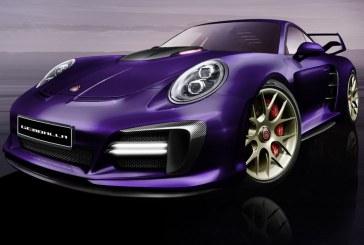 Gemballa Avalanche – La 3ème génération d'Avalanche basée sur la Porsche 911 Turbo