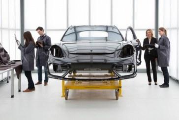 Qualité et harmonie des couleurs à l'intérieur de la nouvelle Porsche Panamera