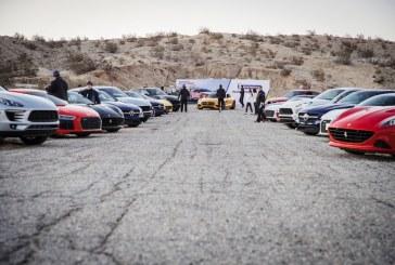 Michelin Pilot Experience – Essais et lancement mondial du pneu UHP Michelin Pilot Sport 4 S en Californie