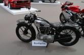 Moto NSU 251 OSL Sport de 1938