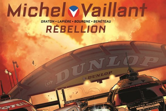 Dunlop s'associe à Michel Vaillant et renforce sa présence aux 24 Heures du Mans