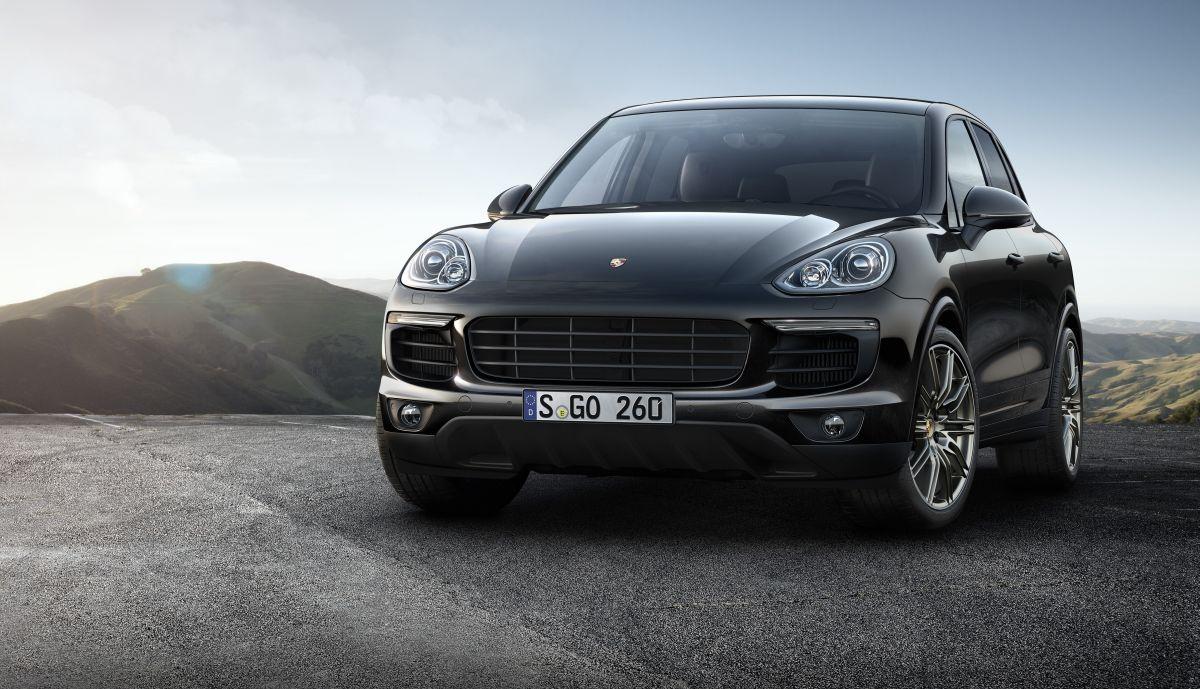 Elargissement de la gamme Platinum Edition avec les Porsche Cayenne S Platinum Edition & Cayenne S Diesel Platinum Edition