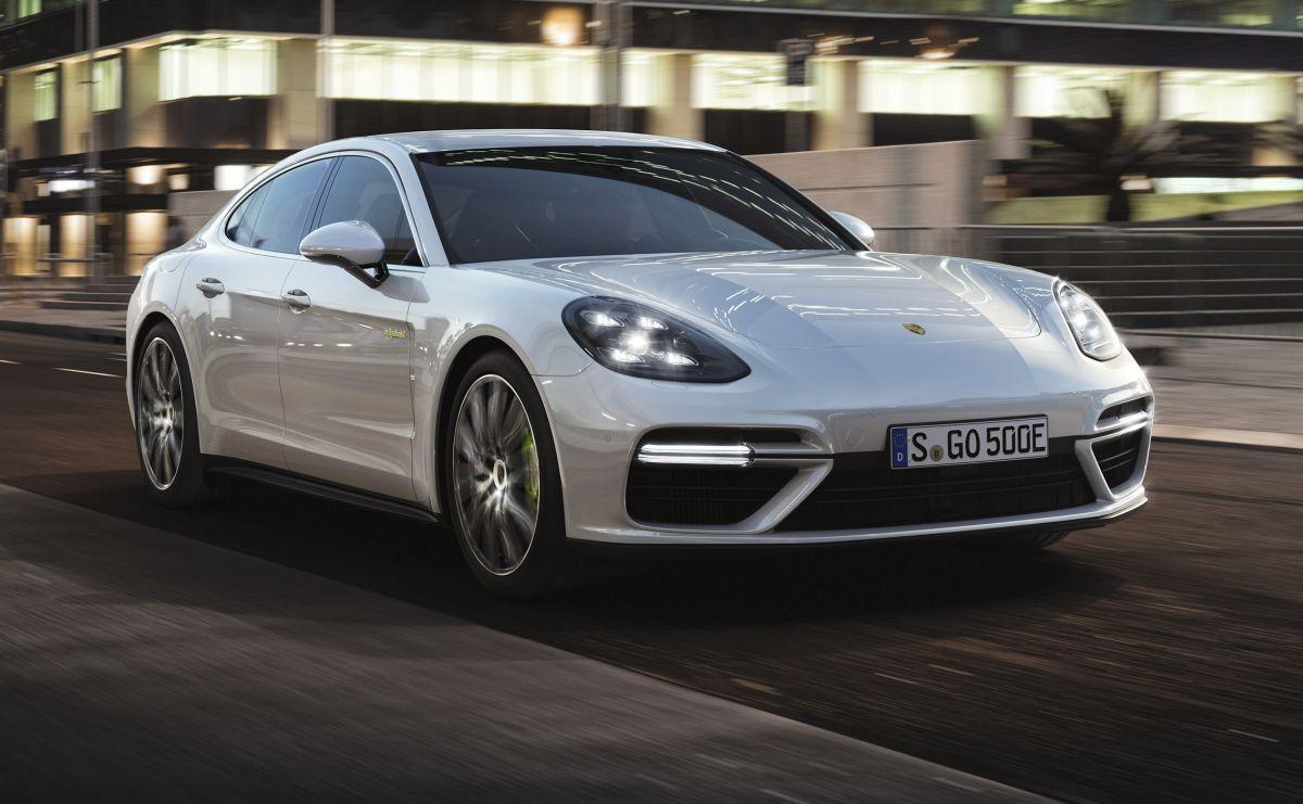 Porsche Panamera Turbo S E-Hybrid - Une deuxième variante hybride et sportive de la Panamera